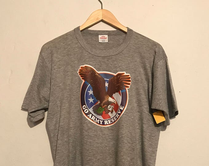 Go Army Reserve Tee in Gray