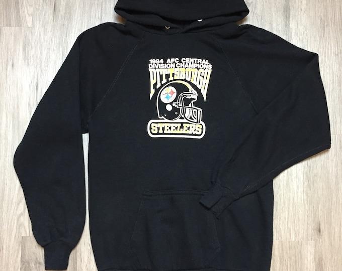 80s Pittsburgh Steelers Hoodie