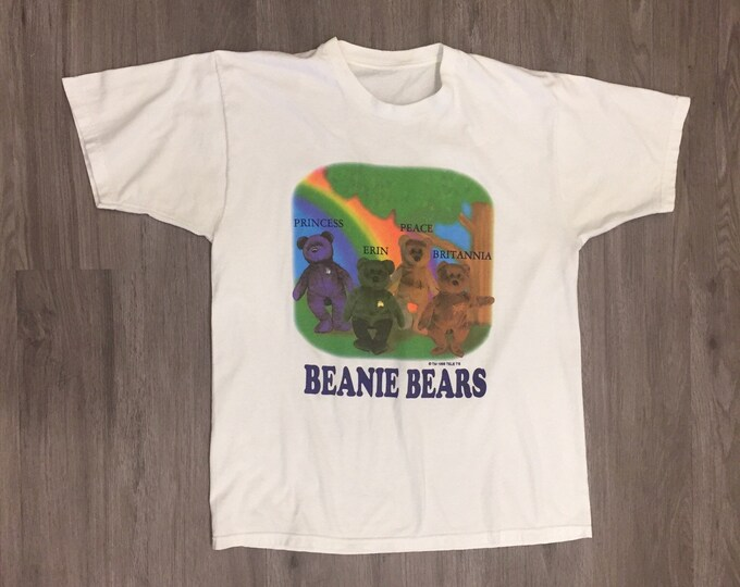 90s Beanie Bears Tee