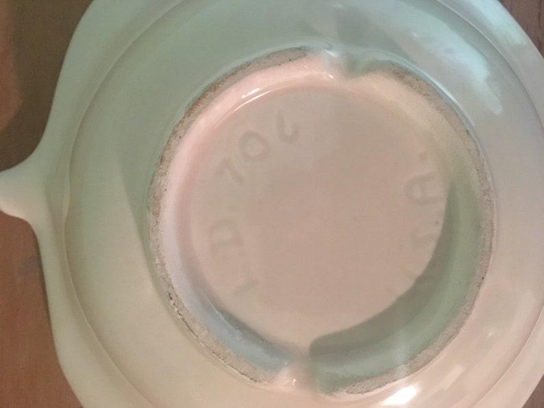 Vintage USA Pottery LD 706 Dish