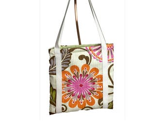 Small Flower Tote