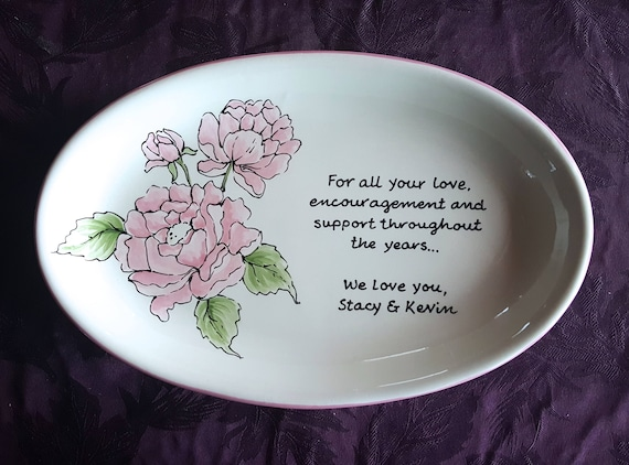 Mom Dad Thank You Gift For Parents On Your Wedding Day From Etsy