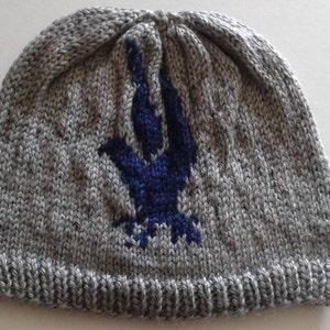 6835334849285 Ravenclaw beanie hat