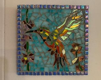 Hummingbird sunchatcher 8x8