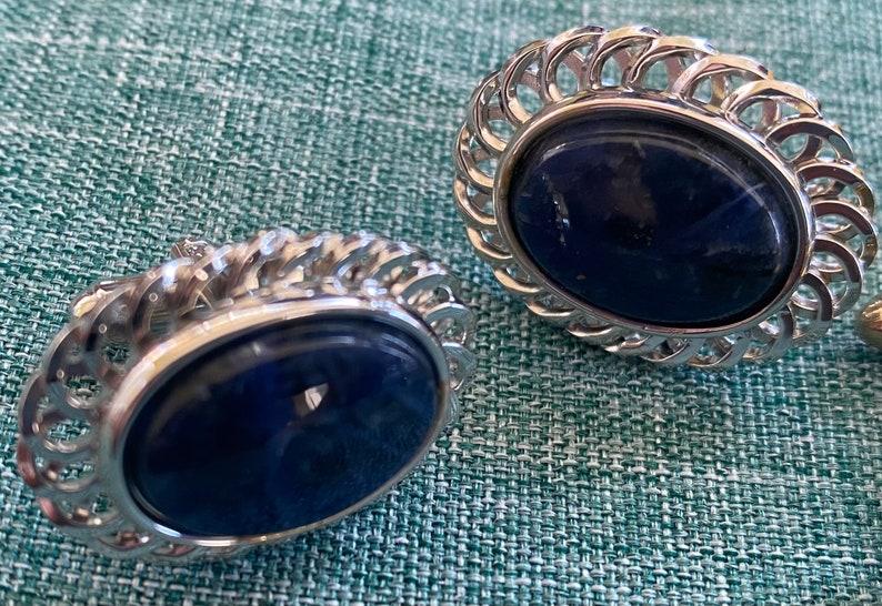 3 Pair Of Vintage Cuff Links
