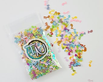 Music to My Ears Confetti Mix