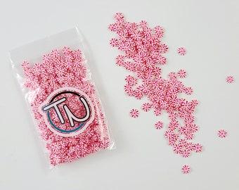 Peppermint Candy Embellishment Mix