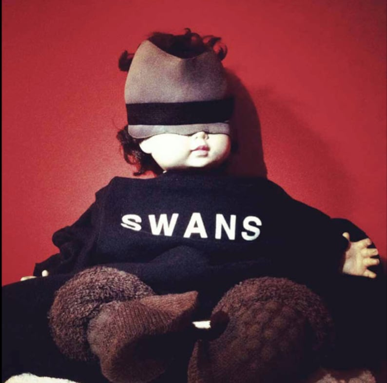 My time in SWANS: A photo journal by Phil Puleo PDF version image 0