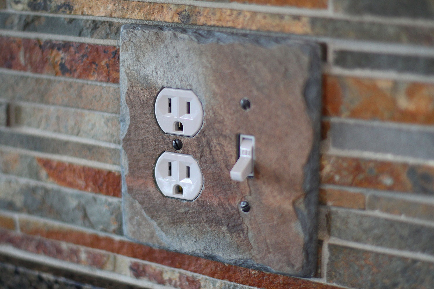 Slate Switch Plates Outlet Covers | www.topsimages.com