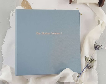 Photo Frame Wedding Guest Book Or Photo Album Your Photoart Etsy