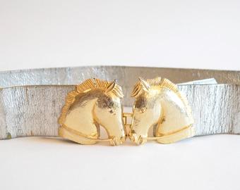 Vintage 1980s MIMI DI NI designer belt