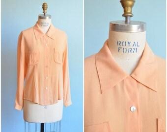 3fdec98412d0a7 30% OFF storewide   Vintage BANRIE italian viscose blouse