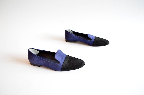 6 JIL 5 SANDER suede two flats tone SALE wOqf6Fzn