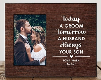 mother of the groom gift from son