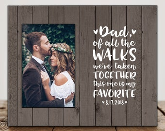 Dad Wedding Gift For Dad From Daughter Father Of The Bride Etsy