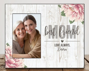 Mom Birthday Gifts for Mom Gift from Daughter Personalized Picture Frame 8775