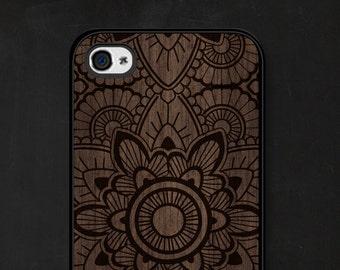 9003a956b828 Caoutchouc iPhone 6 cas Mandala iPhone 6 s cas bois iPhone 5 cas Mandala  iPhone 8 cas bois iPhone 5 cas iPhone cas Samsung Galaxy S7
