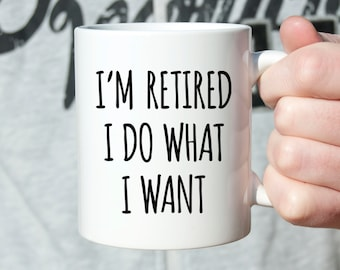 Retirement Gift For Man Gifts Women Funny Ideas Men Mug Birthday Dad Coffee