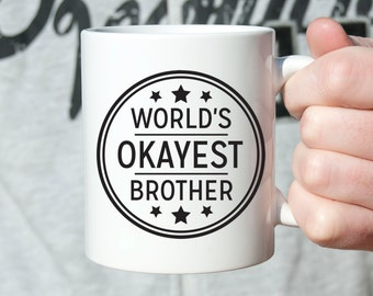 Gifts For Brother From Sister Etsy