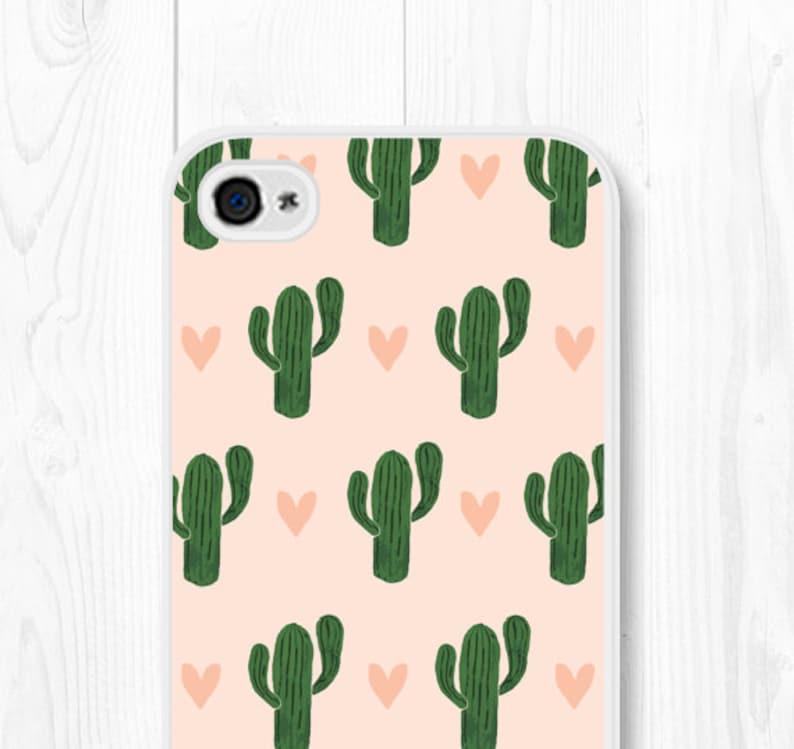 the latest e7f92 f2efd Cactus iPhone 6 Case Cactus Phone Case iPhone 6 Plus Case Samsung Galaxy S7  Case Cactus iPhone SE Case Cactus iPhone 6s Case iPhone 7 Cute