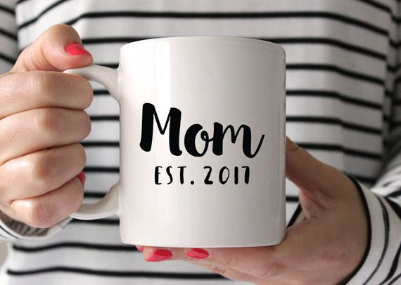 Personalized Mothers Day Gift From Husband Baby Shower