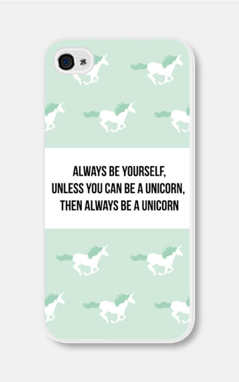 Unicorn iPhone 6 Case Gift for Women iPhone 5s Case iPhone 6s  8b07bcb2c98d