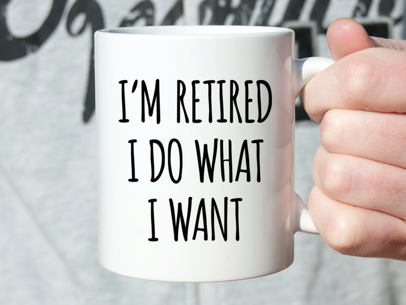 Retirement Gift For Man Gifts Women Funny