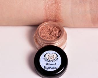 Mineral Eyeshadow STRAW INTO GOLD  Organic Makeup 5 gram jar