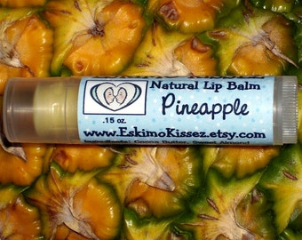Lip Balm Pineapple