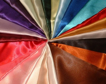 Super Soft Satin Fitted Crib Sheets 25 Different Colors Etsy