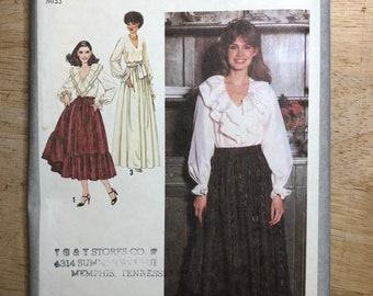 Simplicity 8816 vintage sewing pattern size 12 uncut