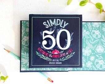 Cadeau d'anniversaire livre pour maman plus de 50, au cours de la célébration de la colline, 50e cadeau homme, cadeau d'anniversaire pour meilleur ami, cadeau de retraite moins de 25 ans