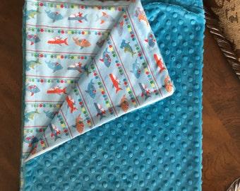Premade Minky Blankets