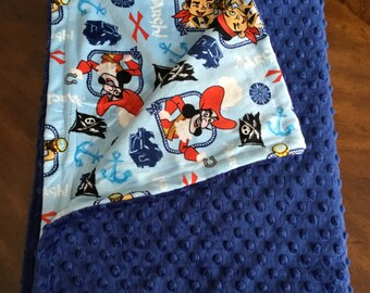 Premade Minky Blanket
