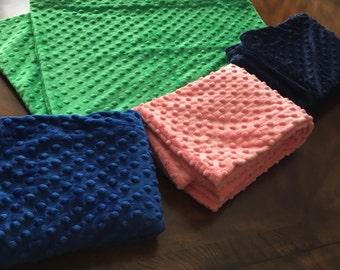 Custom Minky Pillow Cases
