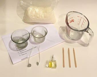 Candle making kit | Etsy