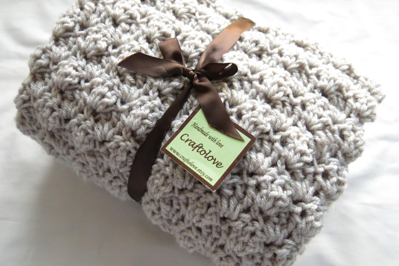 Crochet Baby Blanket Baby Blanket Baby Boy Blanket Baby Etsy