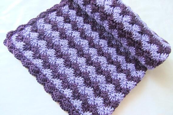 Mädchen Babydecke Babydecke häkeln Crochet Decke Baby | Etsy
