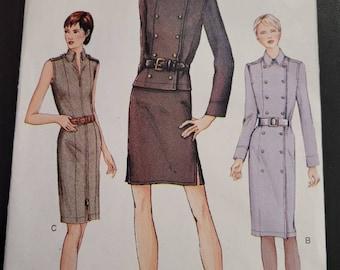 Vogue 7482 - Jacket, Dress, Skirt pattern