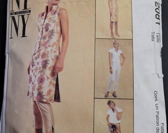 McCalls 2081 - Top, Skirt, Dress and Pant pattern