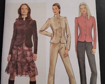 Butterick 3580 - Jacket, Skirt and Pant pattern