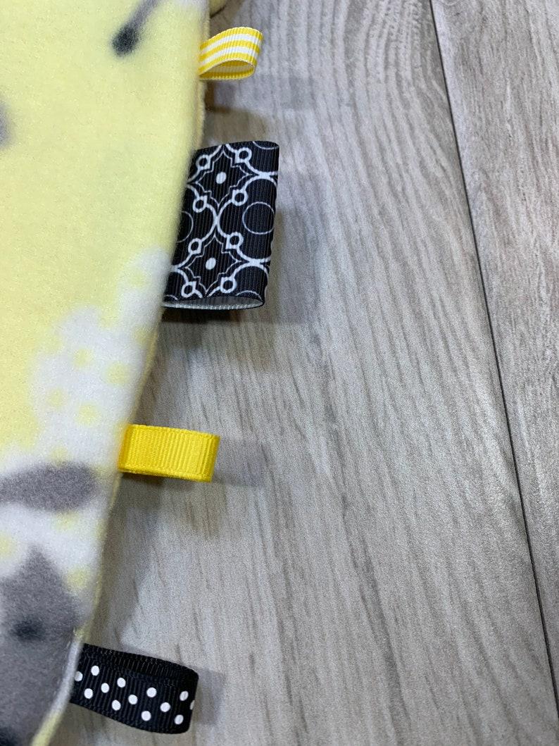 sheep Fleece tag toy