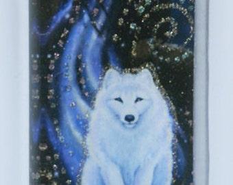 Aurora Fox Pendant