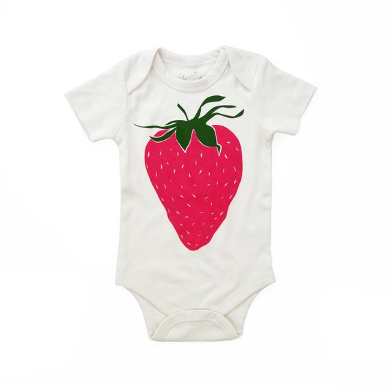dungarees strawberries organic romper romper strawberry stretchy dungarees kids romper baby clothes baby romper NEW