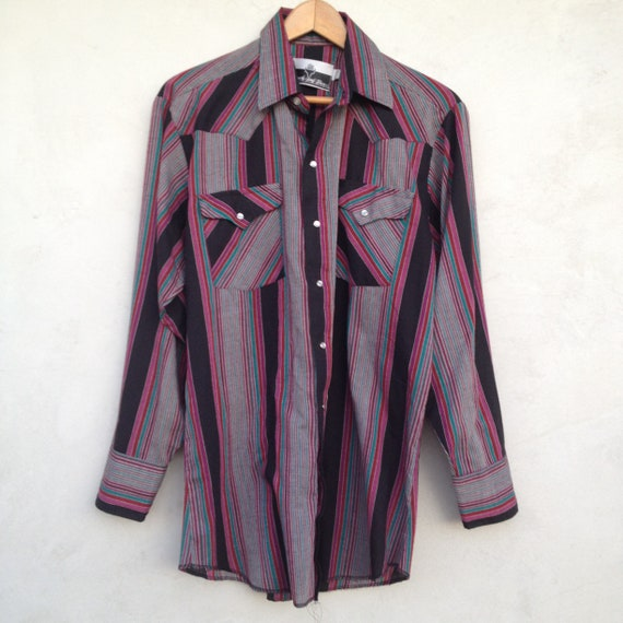 Vintage Northway Western Shirt