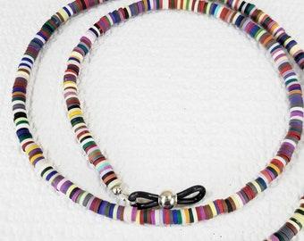 Eyeglass Chain, Beaded Eyeglass Chains, Eyeglass Necklace, Chain for Glasses, Sunglass Chain, Eyeglass Holder, Glasses and Mask Lanyard