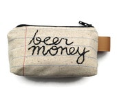 Beer Money Credit Card Case