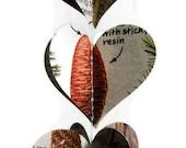 Trees Paper Heart Garland