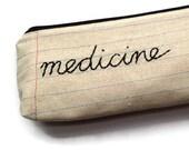 Medicine Bag Holder