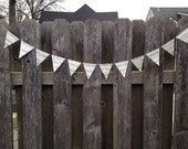 Wholesale - Case Pack of 10 - Vintage Sheet Music Bunting - Small, Medium, Large, or Combo